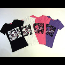 Nanity T-shirts by Palemo