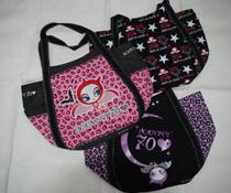 Nanity tote bags